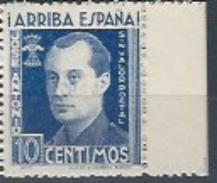 FET36-LM094TBE.Espagne.Sp Ain.España.JOSE ANTONIO PRIMO DE RIBERA.Falange.1938. (Galvez 36**)en Nuevo.RARO - Beneficiencia (Sellos De)