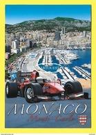CPM Grand Prix Automobile De Monaco Formule 1  FERRARI - Cartes Postales