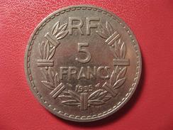 5 Francs Lavrillier 1935 9432 - France