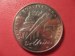 5 Francs Voltaire 1994 9495 - France