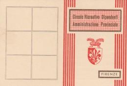 TESSERA PRIMI 900 CIRCOLO DIPENDENTI AMMISTRAZIONE PROV.LE (SY107 - Timbri Generalità