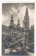 AUTRICHE WIEN L RATHAUS  ERBAUT 1872  82 VON FR V SCHMDT   *****     A    SAISIR  ****** - Églises