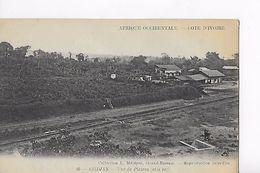 COTE D IVOIRE / VUE DU PLATEAU / COTE EST - Ivory Coast