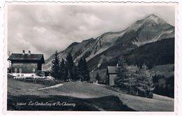 CH-4513    LA COMBALLAZ  : Et Pic Chaussy - VD Vaud