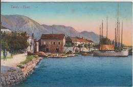 AK - (Montenegro) TEODO (Tivat) 1915 - Montenegro