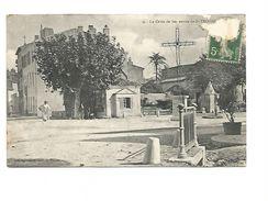 LA CROIX DE FER , ENTREE DE SAINT TROPEZ - Saint-Tropez