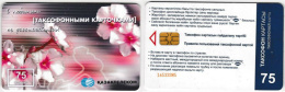 PHONE CARD KAZAKHISTAN  (KAZ3.6 - Kazakhstan