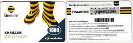 PHONE CARD KAZAKHISTAN  (KAZ6.8 - Kazakhstan