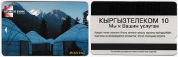 PHONE CARD KYRGYZSTAN  (KYR1.5 - Kyrgyzstan