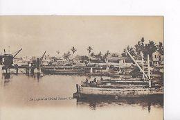 COTE D IVOIRE / LA LAGUNE DE GRAND BASSAN - Ivory Coast