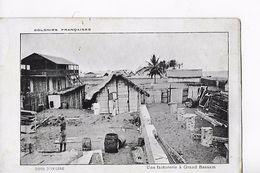 COTE D IVOIRE / UNE FACTORERIE A GRAND BASSAM - Côte-d'Ivoire