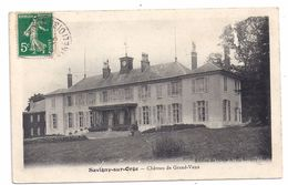 CPA Savigny Sur Orge Château De Grand Vaux écrite Timbrée 1913 - Savigny Sur Orge