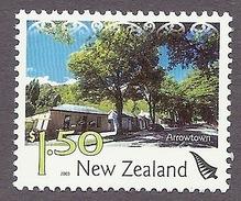 New Zealand 2003 Scenery, Scenic - Arrowtown MNH - Nieuw-Zeeland