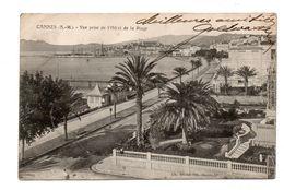 06 - CANNES . VUE PRISE DE L'HÔTEL DE LA PLAGE - Réf. N°5683 - - Cannes