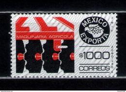 Exporta Type 10 $ 1000.00 Farm MachineryRed-carmine / Black With Burelaje - México