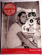 Caravelle Illustrée Septembre 1950 La Revue Mensuelle Des Forces Armées En Extrême-Orient. - Weapons