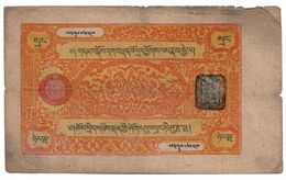 Tibet 25 Srang 1941-48 - China