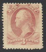 United States, 3 C. 1879, Sc # O116, Mi # 84, MH. - Officials