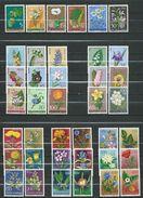 LOT - Plants & Flowers Of Yugoslavia - **MNH - Other