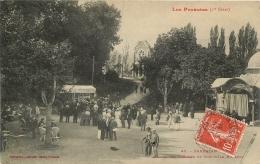 BARBAZAN PLACE DES THERMES ET NOUVELLE BUVETTE - Barbazan