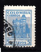 Colombia 1946 Mi Nr 492 Observatorium, Bogotá - Colombia