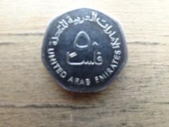 Emirats Arabes Unis  50  Fils  2013  Km 16 - Emirats Arabes Unis