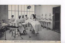 75 / PARIS / HOPITAL BOUCICAUT / SALLE D OPERATIONS DU PAVILLON LEON LEFORT - Santé, Hôpitaux
