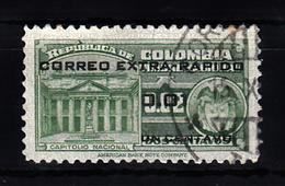 Colombia 1953 Mi Nr 656   Expres Zegel - Colombia