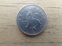 Grande-bretagne  10  Pence  1992  Km 938 - 1971-… : Monnaies Décimales