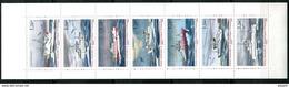 TAAF, N° 754 à N° 760** Y Et T En Carnet C754 - Booklets