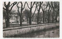 51 SAINTE MENEHOULD - Place D'austerlitz - Cpsm Marne - Sainte-Menehould