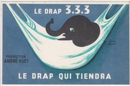 BUVARD / LE DRAP 3+3+3 - Textile & Vestimentaire
