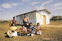 """PARAGUAY - Mision De Capitan Bado - Comunidad """"Redemptor Hominis"""" - Paraguay"""