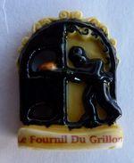 FEVE 2005  - PRIME - LES ENSEIGNES DE BOULANGERIE - LE FOURNIL DU GRILLON - Strips