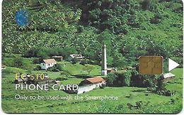 @+ Saint Vincent - Caraibes - Peters Hope Estate - Gemplus - GEM5 (Black) - Ref : STV-C1 - St. Vincent & The Grenadines
