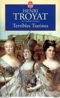Terribles Tsarines Par Troyat (ISBN 2253149837 EAN 9782253149835) - Histoire