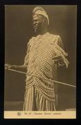 CPA - Afrique - Burkina Faso- Haute Volta - Danseur Samos Costumé - Burkina Faso
