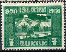 Stamps Iceland 1930 - 1918-1944 Administration Autonome