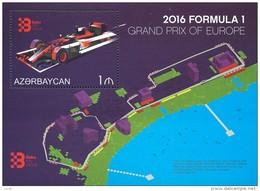 2016 Formula 1 Grand Prix Of Europe - Baku, Azerbaijan - Azerbaïjan