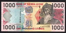 SIERRA LEONE : 1000 Leones - 2006 - UNC - Sierra Leone