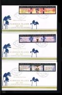 History - Bicentennial - US Constitution - FDC Marshall Islands 1987 [FH081] - Onafhankelijkheid USA