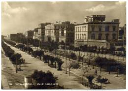 S.442.  CIVITAVECCHIA - Viale Garibaldi - Civitavecchia