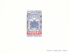 Andorra Francesa Nº 239 En Prueba - Unused Stamps