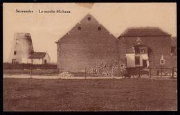 TRES RARE ** SAUVENIERE ( Gembloux ) - LE MOULIN MICHAUX ** MOLEN - Gembloux