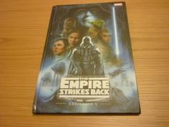 Star Wars The Empire Strikes Back Episode V Greece Greek Language Comics Book Hard Cover - Books, Magazines, Comics