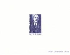 Andorra Francesa Nº 224 Al 225 En Pruebas - Unused Stamps