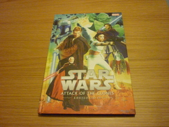 Star Wars Attack Of The Clones Episode II Greece Greek Language Comics Book Hard Cover - Books, Magazines, Comics