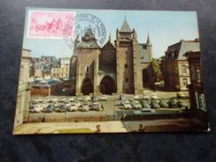 FRANCE (1972) SAINT BRIEUC  La Cathédrale - Maximum Cards
