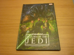 Star Wars Return Of The Jedi Episode VI Greece Greek Language Comics Book Hard Cover - Comics (other Languages)