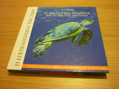 Sea Turtle & Sea Life Encyclopaedia Book Hard Cover - Livres, BD, Revues